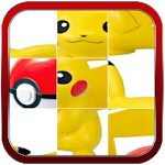 Cartoons Puzzles Game Icon