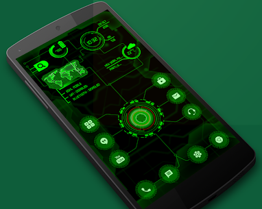 Circuit Launcher 2019 – Next Generation theme App Download For Android 6