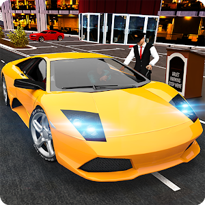 Supermarket Valet Car Service for PC and MAC
