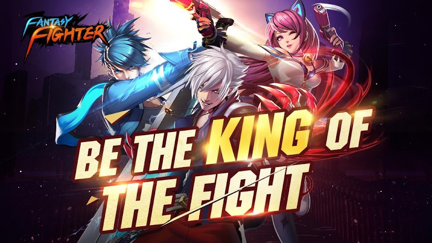 android Fantasy Fighter Screenshot 4