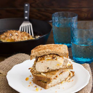Sweet And Crunchy Chicken Sandwiches