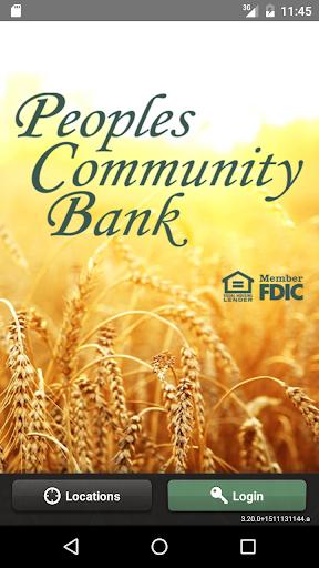 Peoples Community Bank