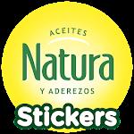 Natura Stickers icon
