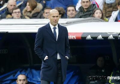 Zidane serein avant son premier Classico