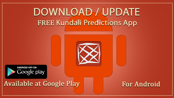 AstroSage Kundali Predictions App for Android will let Android users surf astrology 24*7 without any inconvenience.