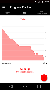 XSport Fitness Member App - náhled