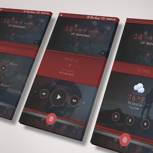 SlideUP for kustom KLWP - Apps on Google Play