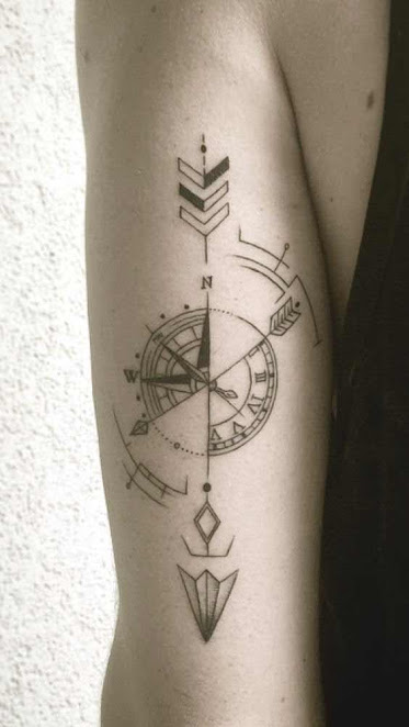 Best geometric tattoo designs Ideas
