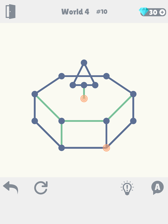 One Touch Drawing Connect Dots- screenshot