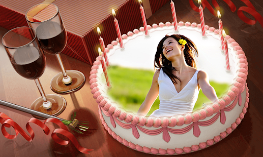 Photo on cake apps on google play
