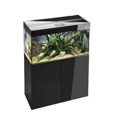 Akvarium Glossy Svart