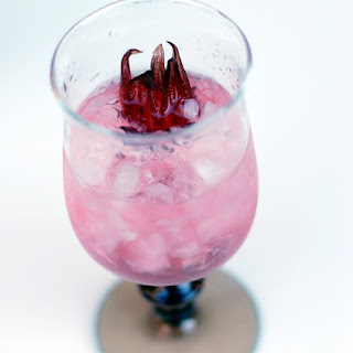 Heartbreaker Rose Syrup Cocktail
