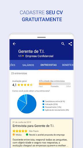 Vagas de emprego, salários e avaliações | InfoJobs screenshot 6
