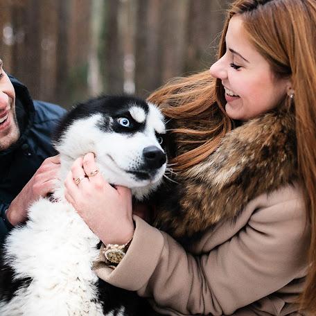 Wedding photographer Andrey Kabo (Kabo). Photo of 05.01.2018