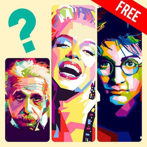 Guess Famous People Quiz, Recognize The Celebrity