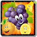 Fruit Line For Kids icon