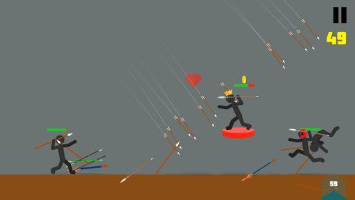 Spearman - Stick Archer - Bow masters 1.3 screenshots 1