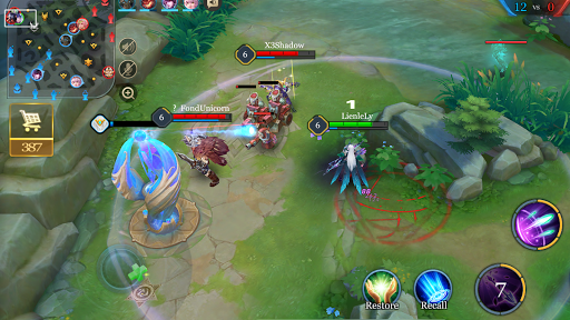 Arena of Valor: Arena 5v5 Screen Shot
