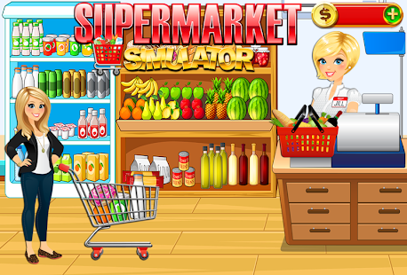 Game Supermarket Grocery Store Kids APK for Windows Phone