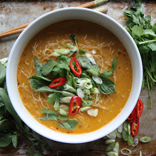 Thai Rice Stick Noodles Recipes