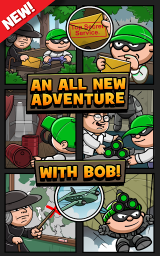 Bob The Robber 3 - screenshot
