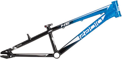 Radio Helium  BMX  Race Frame - Black / Cyan alternate image 5