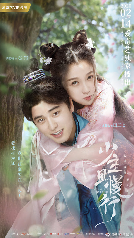 I've Fallen For You China Web Drama