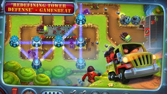 Top 10 Best Tower Defense (TD) Games for Android 2016 Update