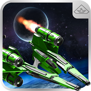 Space Shoot Icon