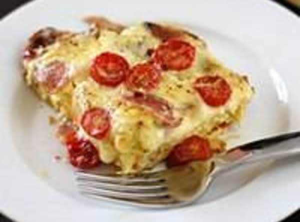 Bacon (or Sausage) And Egg Casserole