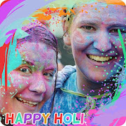 Holi Photo Frames