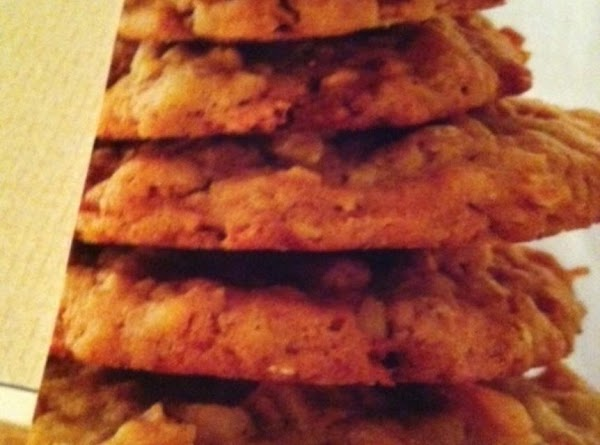 Caramel Corn Cookies Recipe
