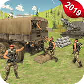 Army Secret Agent Rescue - Truck Driver Mission 19 Android APK Download Free By Professional Gaming Art