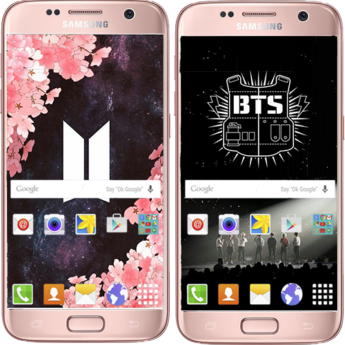 BTS wallpapers KPOP 2.1 screenshots 3