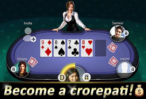 Poker Gold - Texas Holdem Poker Online Card Game 5.25 screenshots 2