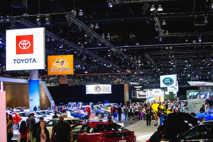 The LA Auto Show 2021 - Nov 19 - 28, 2021 at The LA Convention Center