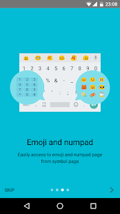 Google Keyboard- screenshot thumbnail