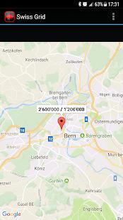 SwissGrid - náhled