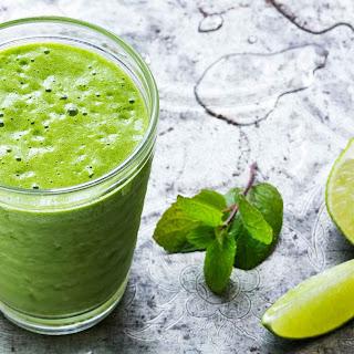 Green Mojito Smoothie Recipe