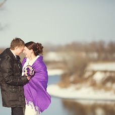 Wedding photographer Anastasiya Poluektova (poluektova). Photo of 22.02.2015