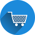 The shopping list - With shared shopping lists icon