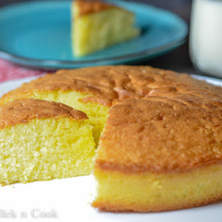 Sponge Cake Margarine Recipes.