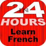 In 24 Hours Learn French Icon