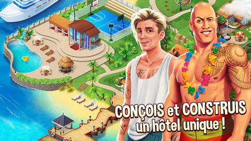 Télécharger Starside Resort de Célébrité apk mod screenshots 1