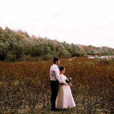 Wedding photographer Viktoriya Tambaeva (cirena888). Photo of 28.10.2016