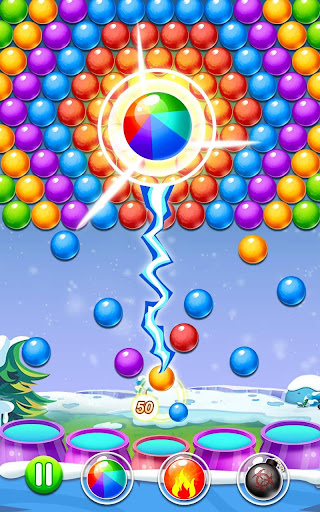 Bubble Shooter - Flying Pop 1.0.3.3173 screenshots 6