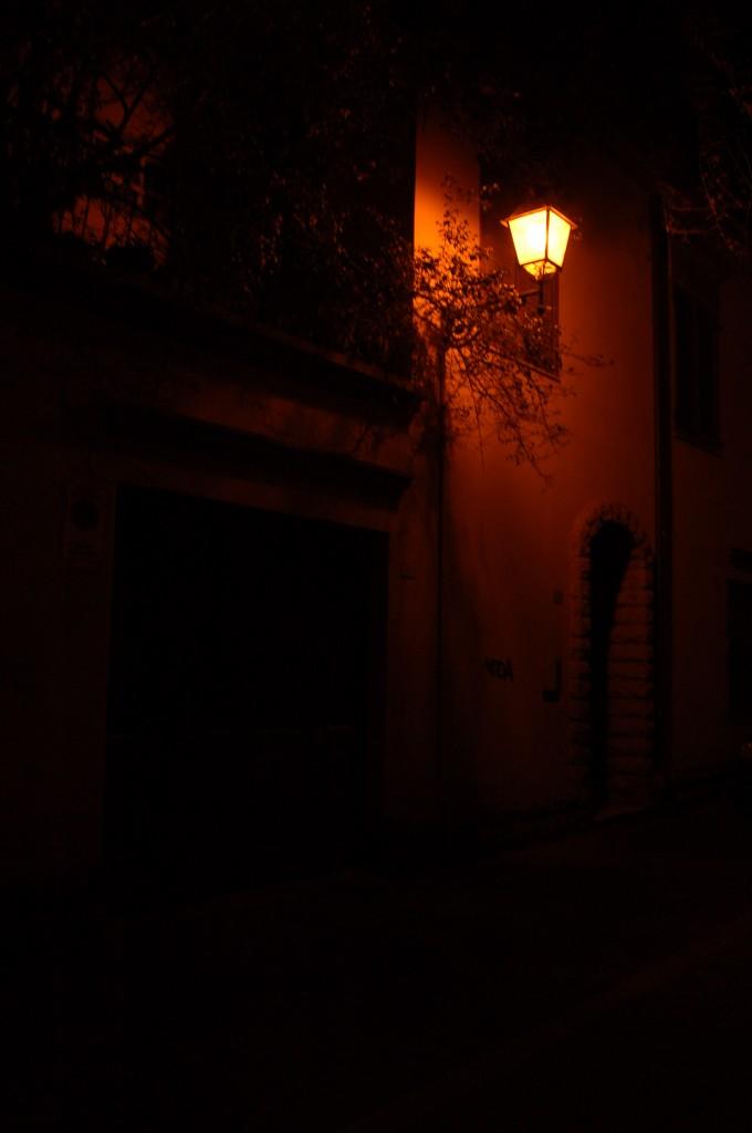 Architetture notturne di Idero