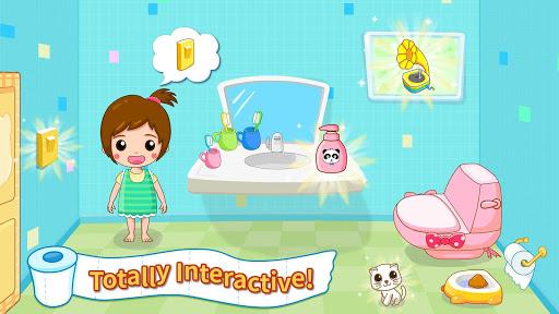 Baby Pandau2019s Potty Training - Toilet Time  screenshots 11