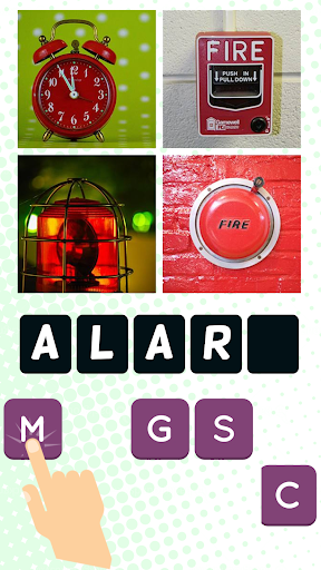 4 Pics Quiz: Guess the Word screenshot
