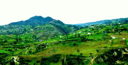 Photo: Scenery on the way to Sigsig